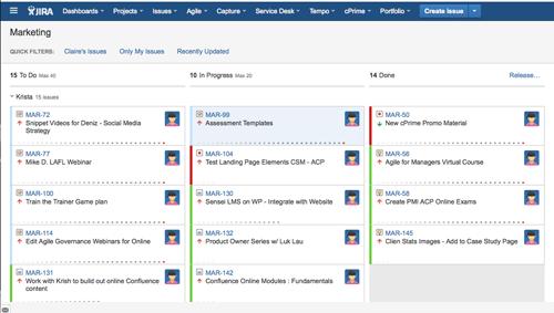 Atlassian Products Jira Agile And Service Desk Cprime