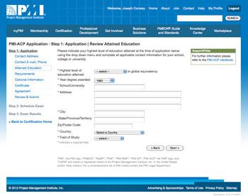 PMI ACP Eligibility, Exam & Requirements   cPrime