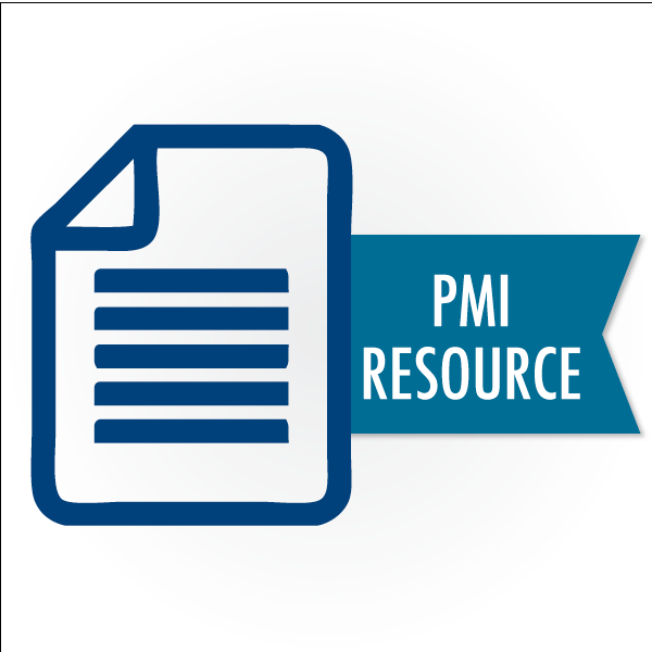 Project Management Professional (PMP)® Experience Worksheet | cPrime