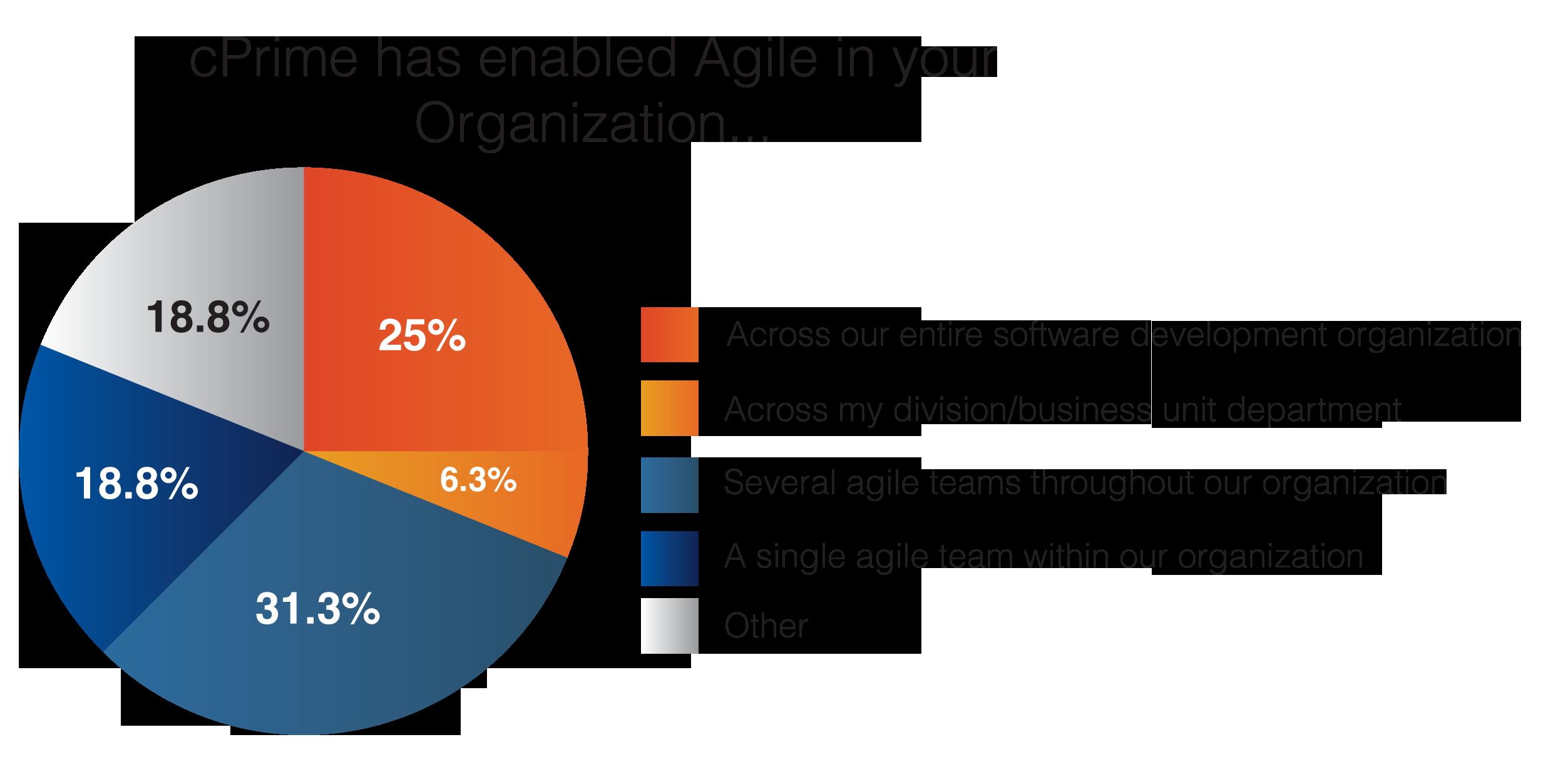 agile transformation stories agile process