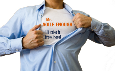 Agile Self Sufficient