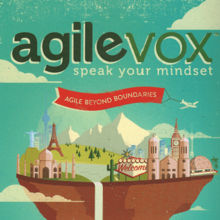 Agile Vox: Scrum for Hardware?
