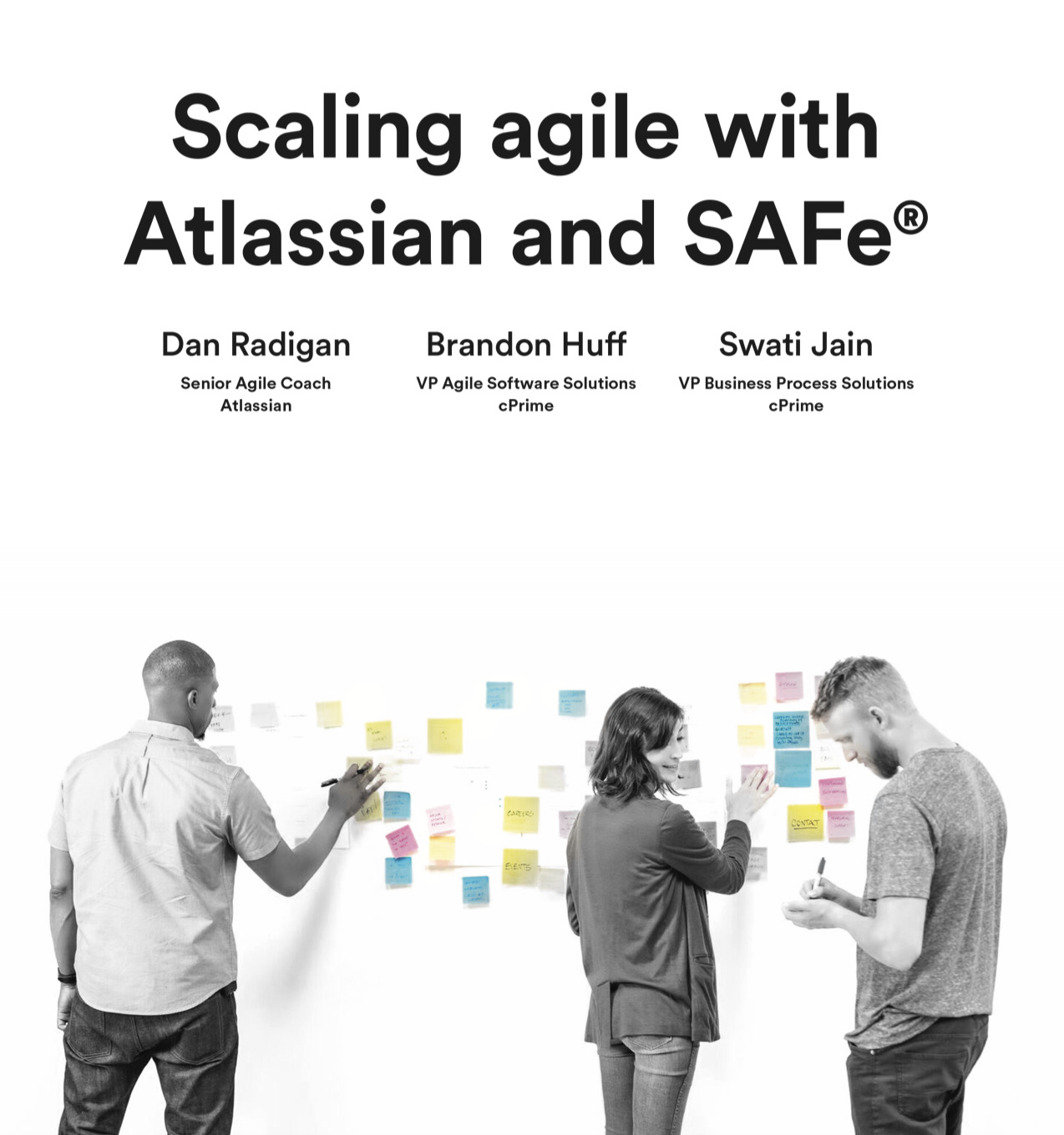 Scaling Agile with Atlassian and SAFe®