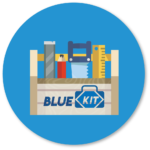 BlueKit: A collection of tools and templates to amplify Agile adoption!