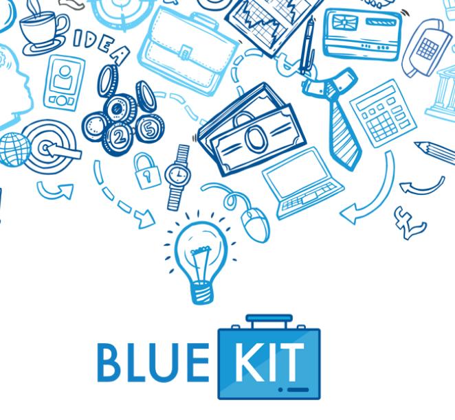 BlueKit: Enduring Agile Transformations at all Levels of Enterprise