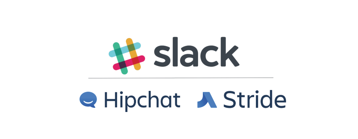 The clock is ticking but cut them some Slack! Hipchat and Stride set to retire.