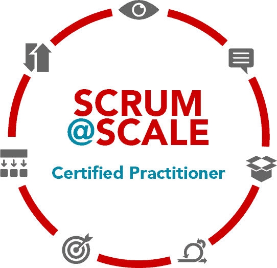 Certified Scrum@Scale™ Practitioner