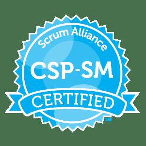 Certified Scrum Professional®-ScrumMaster (CSP-SM)