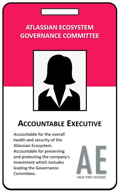 Atlassian Accountable Executive