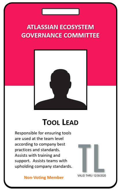 Atlassian Tool Lead