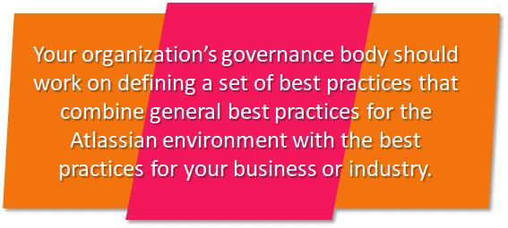 Governance Best Practices