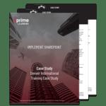 Denver International Training Case Study
