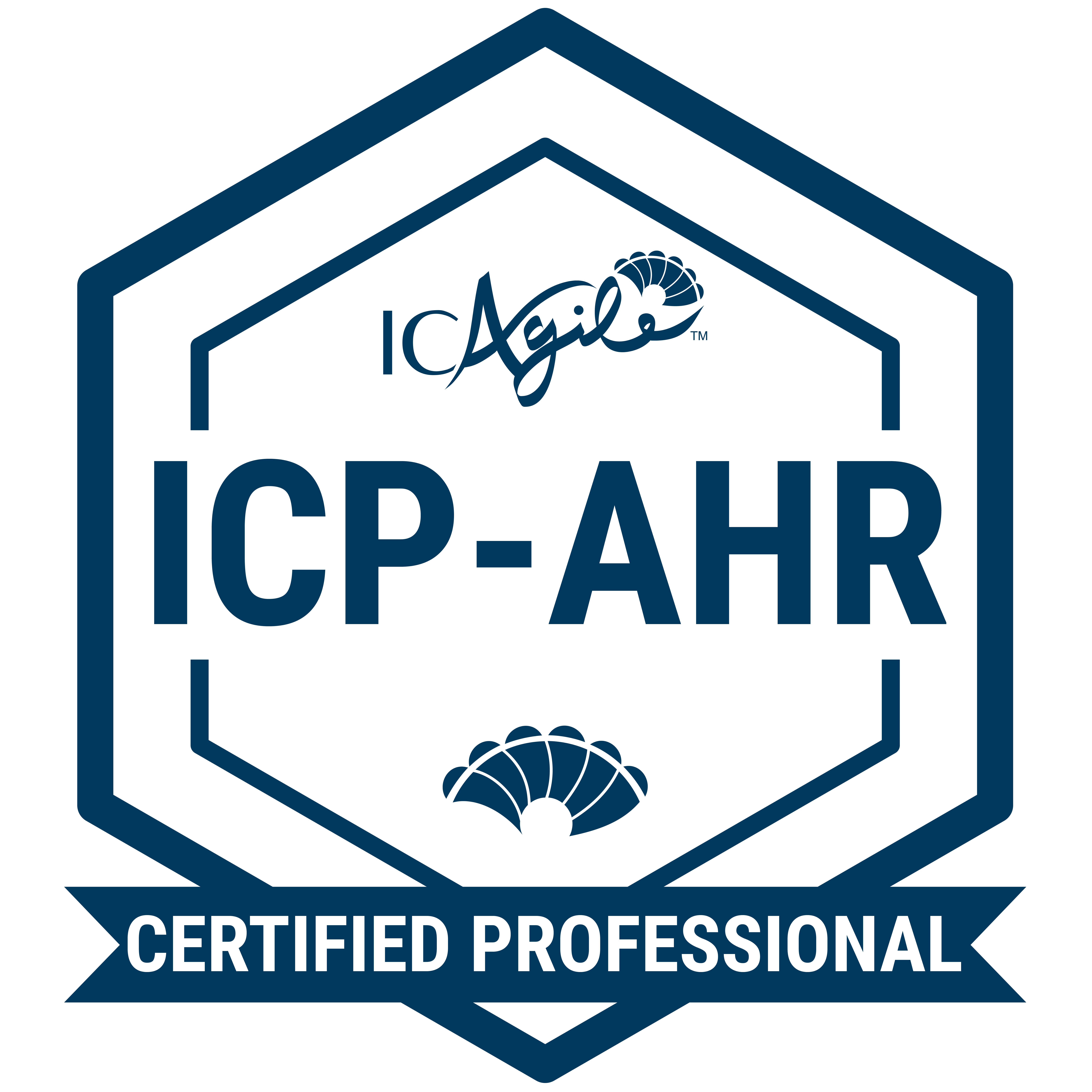 ICAgile Certified Professional in Agility in HR