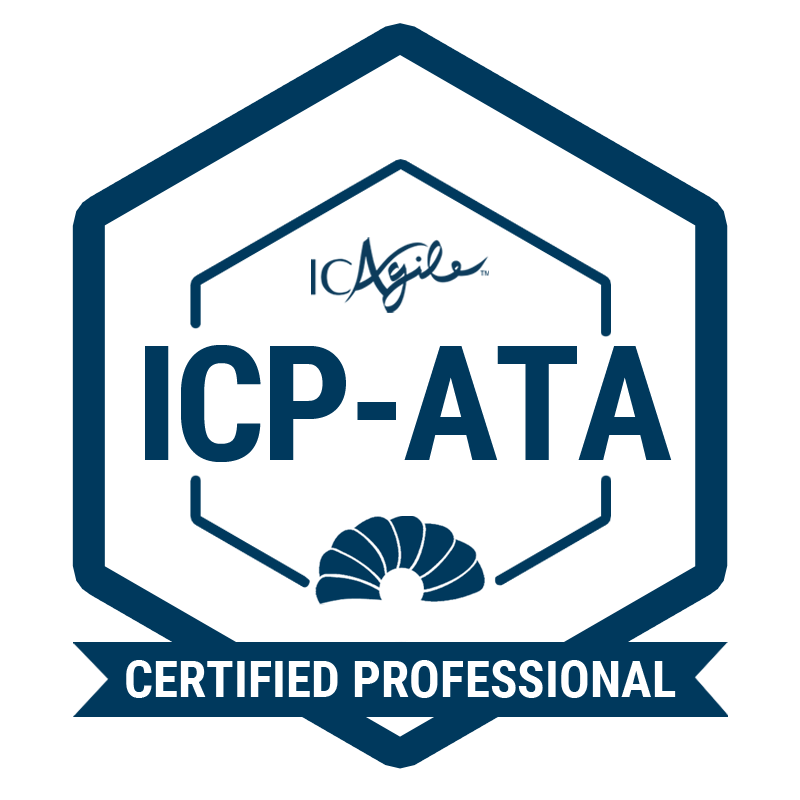 ICAgile Certified Professional in Agile Test Automation