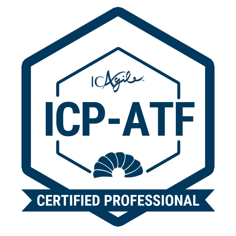 ICAgile Certified Professional in Agile Team Facilitation