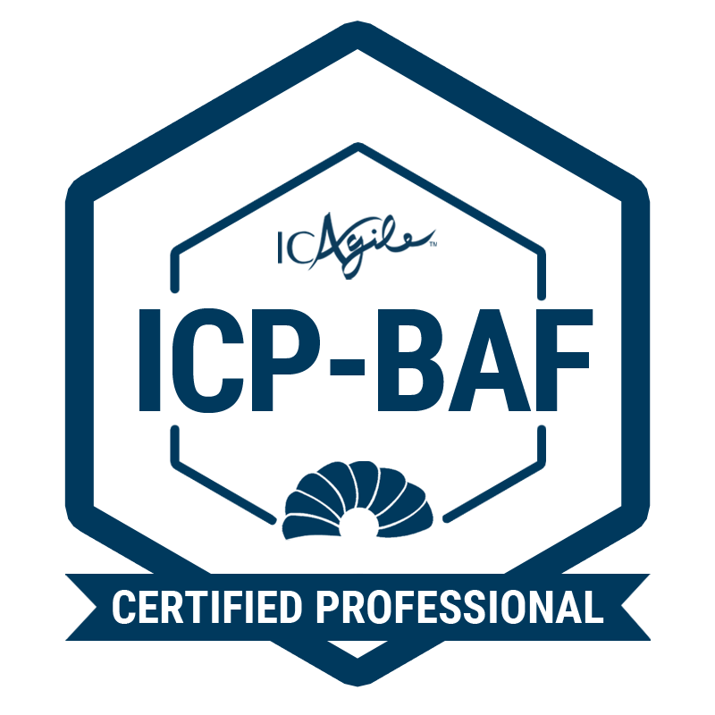 ICAgile Certified Professional in Business Agility Foundations