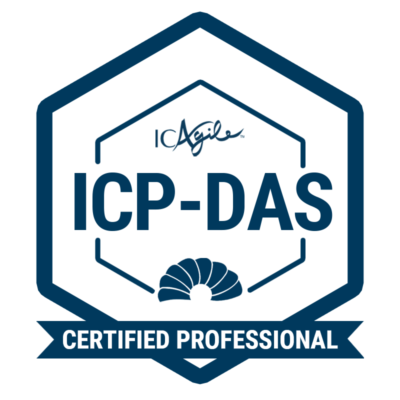 ICAgile Certified Professional in Delivery at Scale