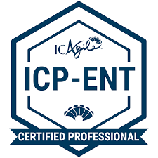 ICAgile Certified Professional in Agility in the Enterprise