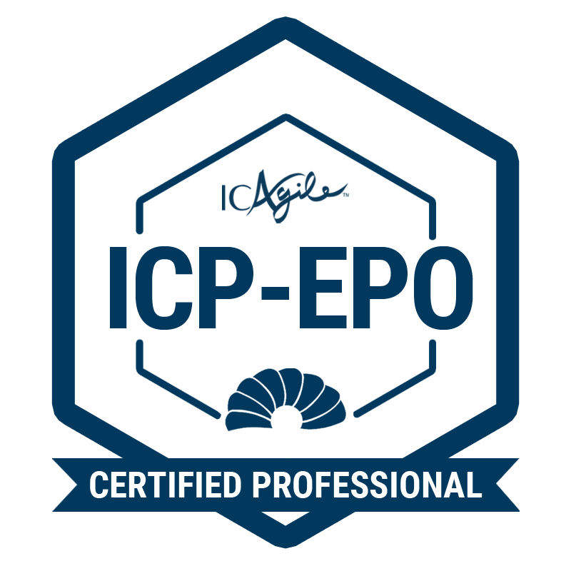 ICAgile Certified Professional in Enterprise Product Ownership