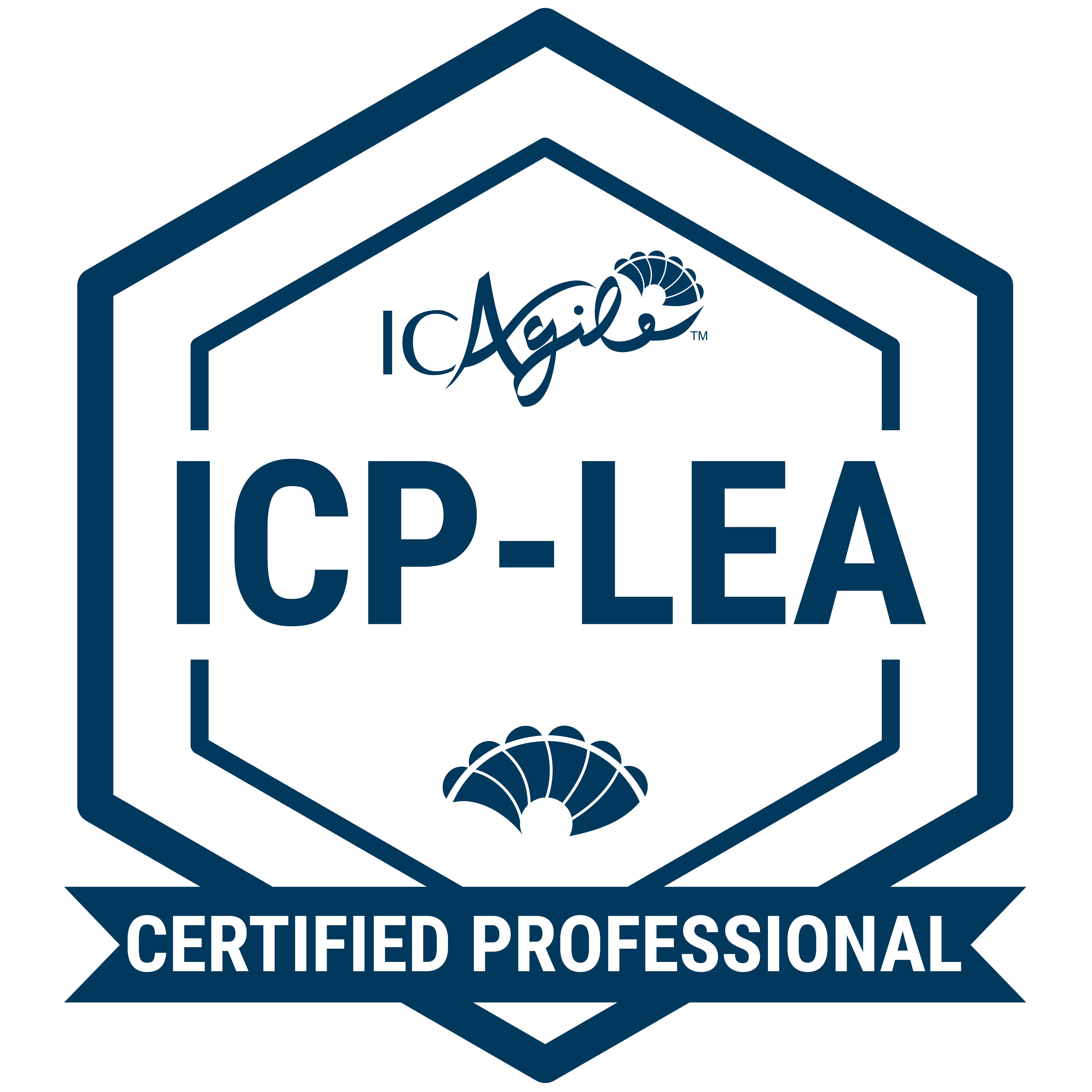 ICAgile Certified Professional in Leading with Agility