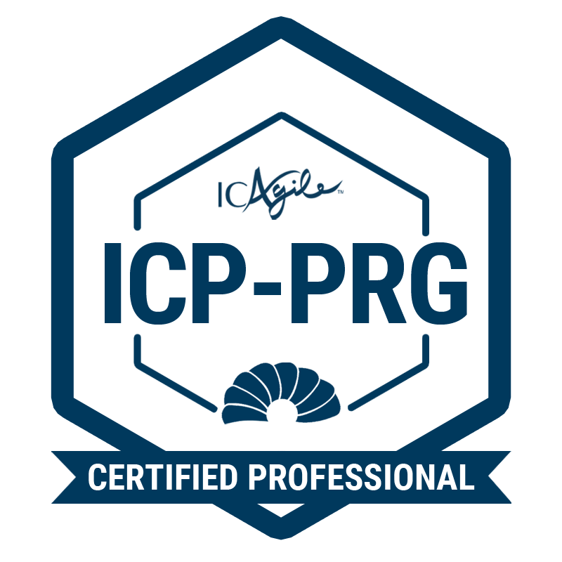 ICAgile Certified Professional in Agile Programming