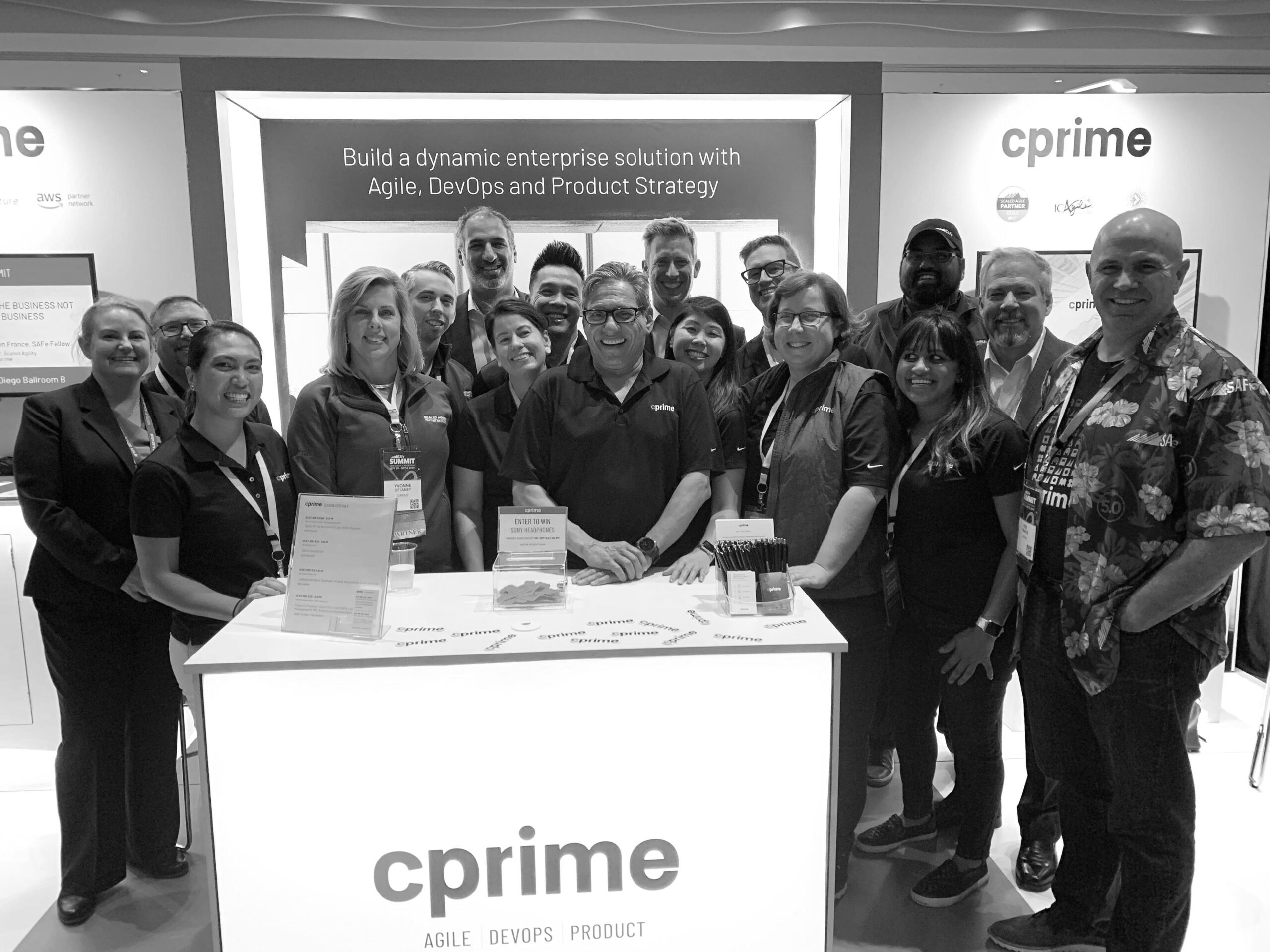SAFe Summit 2019 Cprime