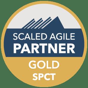 Scaled Agile Partner Gold SPCT
