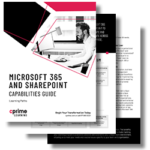 Microsoft 365 and SharePoint Capabilities Guide